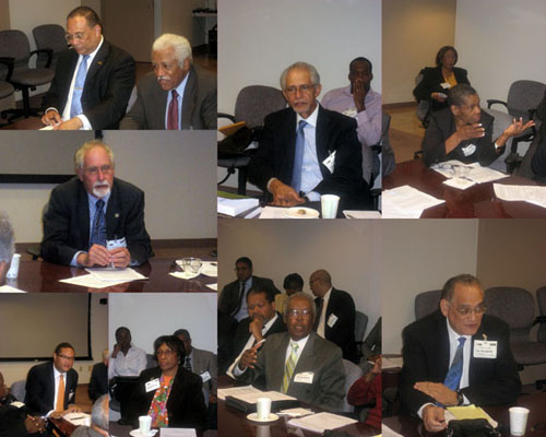 "Symposium on ""Financial Sector Reform in the Caribbean"""